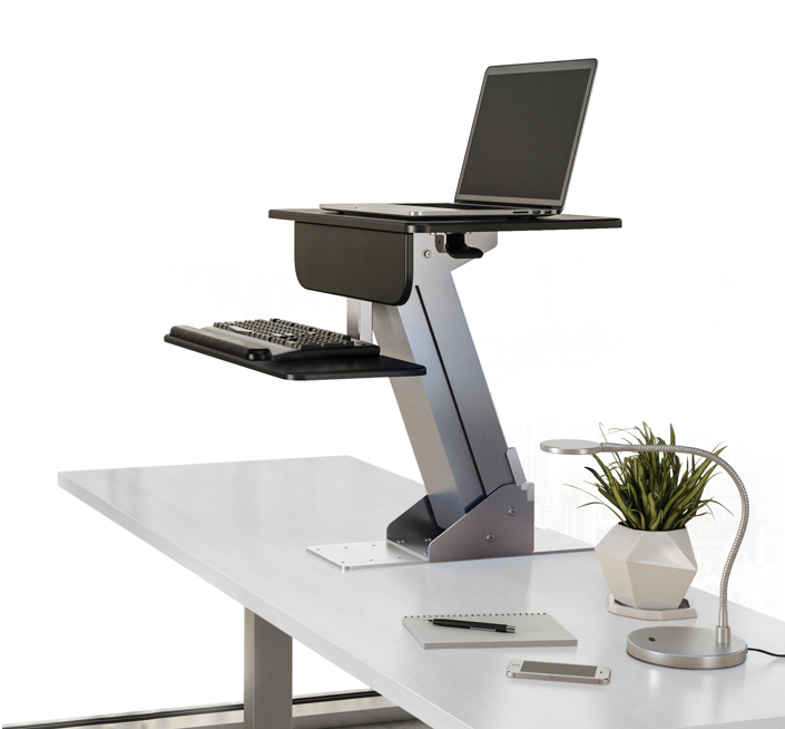 Ergorise Lift Desktop Sit-Stand Workstation