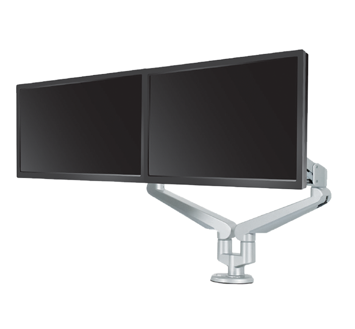 Edge2 Dual Ergonomic Monitor Arm