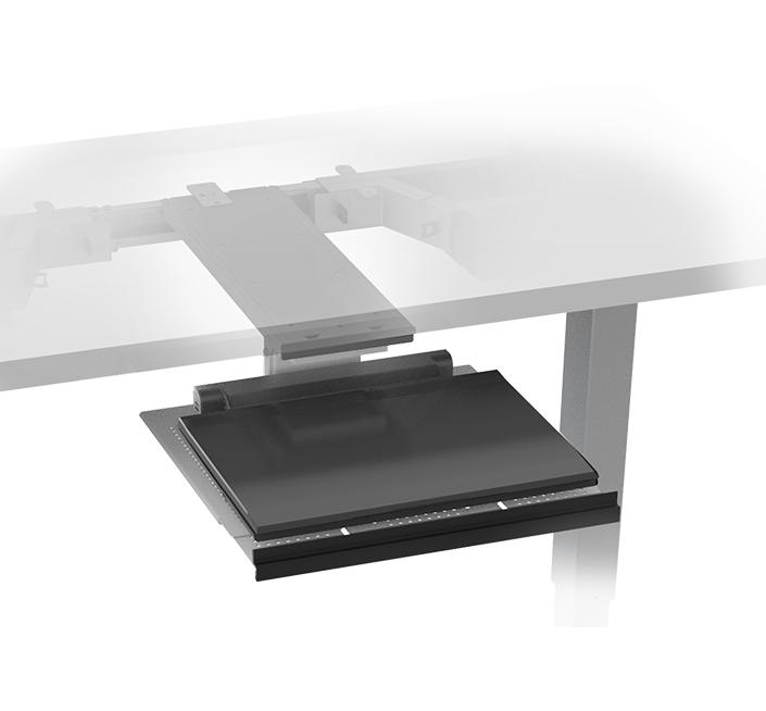 Tech Dock Sliding Laptop Tray