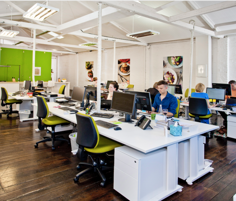 Ask the Experts: Wide Open Spaces – Open Office Plan Ergonomics