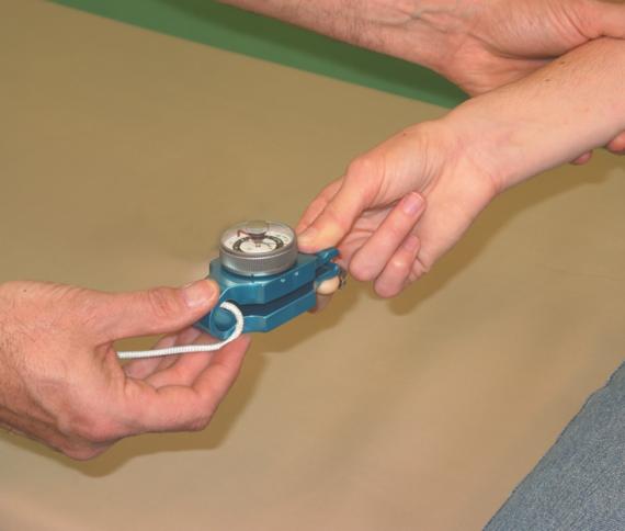 Baseline Mechanical Pinch Gauge 30 lb. Capacity