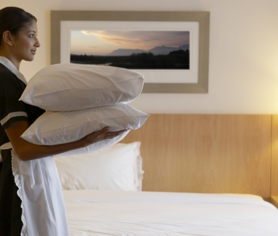 Ask the Experts: The Cal/OSHA Hotel Housekeeper MIPP Standard