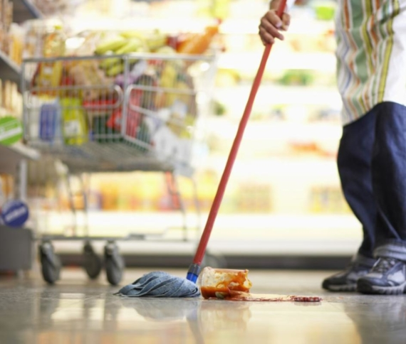 Ask the Experts: Ergonomics in Retail Grocery Stores